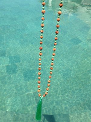Charity Prayer Bead Necklace