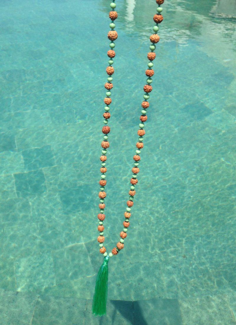 Charity Prayer Bead Necklace