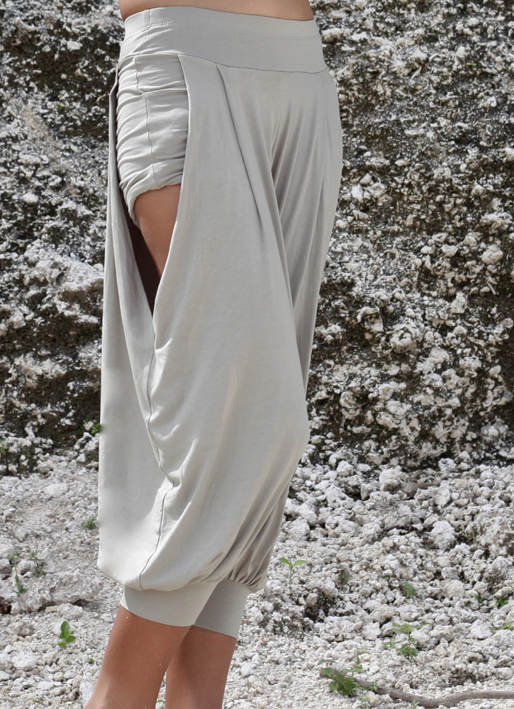 Dharma Yoga/Lounge Pants - Fawn
