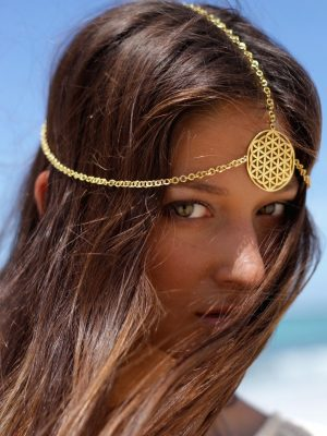 Flower of Life Headpiece