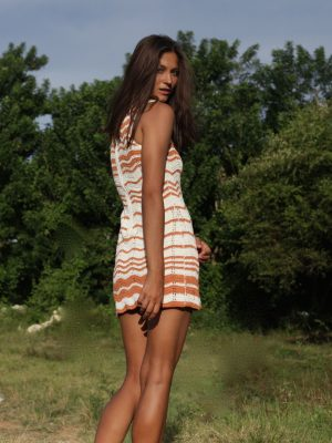 Tribal Warrior Dress