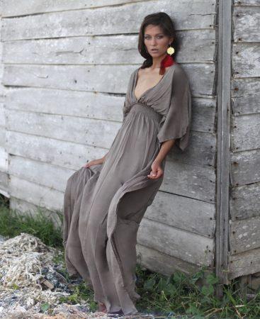 Castaway Dress Stone