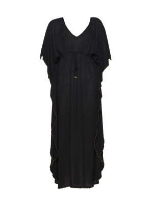 The Barefoot Athena Maxi - Black