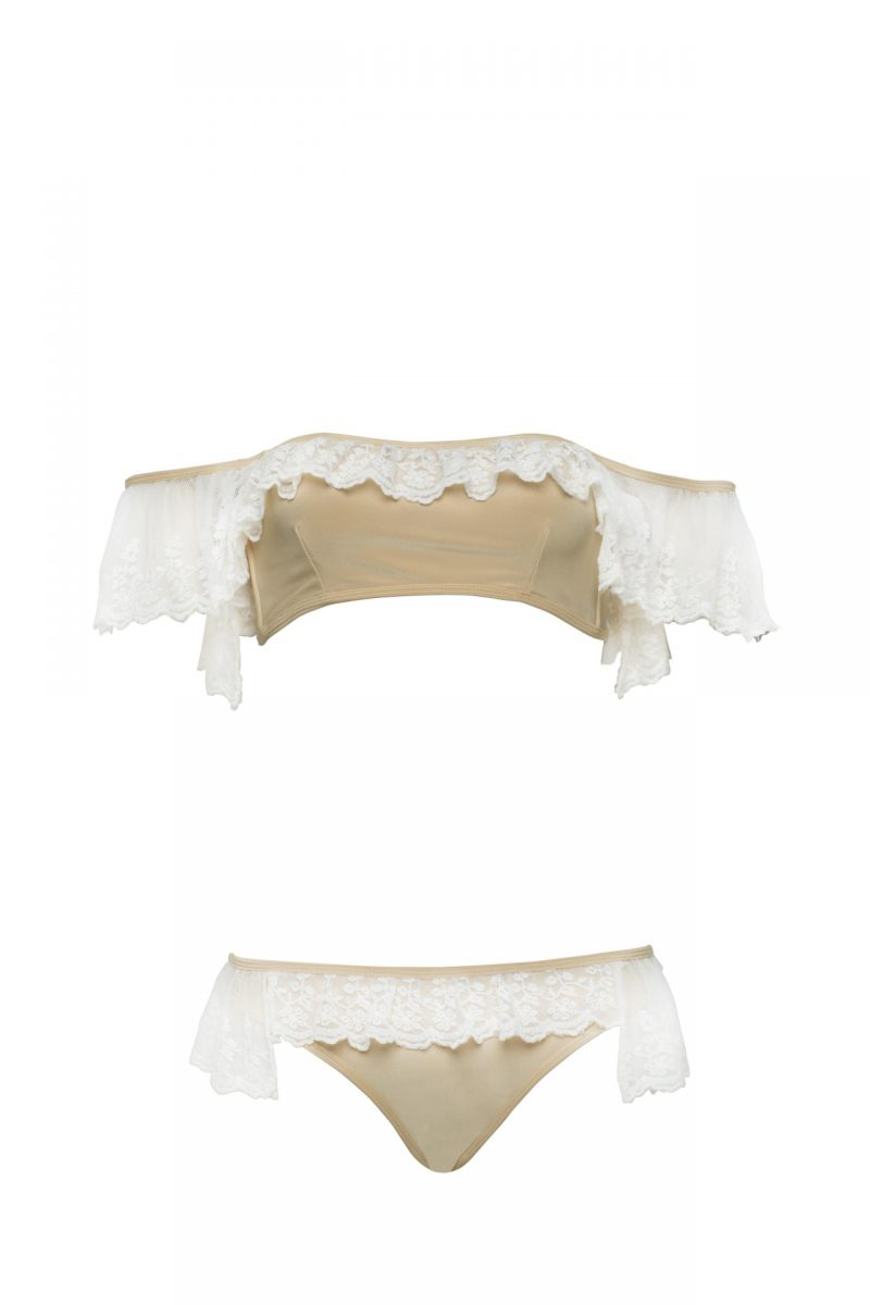 The Lolita - White