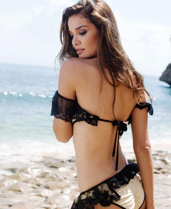bandeau_bikini_frilled_sleeves_lace_detail_handmade