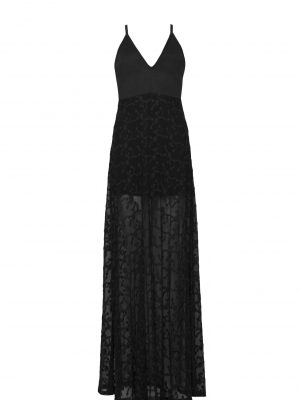 The Wanderlust Maxi - Black
