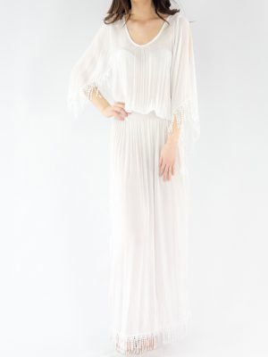 The Day Dreamer Maxi - White