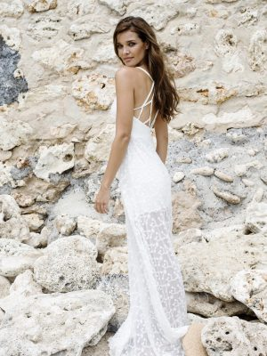The Wanderlust Maxi - White