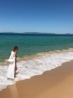 The Riviera Kimono